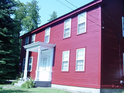 Red House After