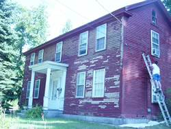 Red House Before