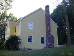 Yellow House After